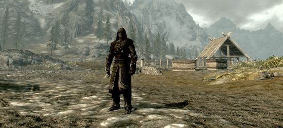 Armor special detachments (Deep Annon, Old Annon, History of Mount Nir) v 2.0 для TES V: Skyrim