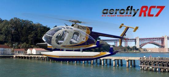 NoDVD для aerofly RC 7 Ultimate Edition v 1.0
