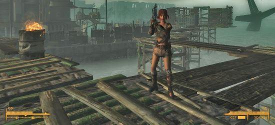 New York - Большое Яблоко v 4.04 для Fallout 3