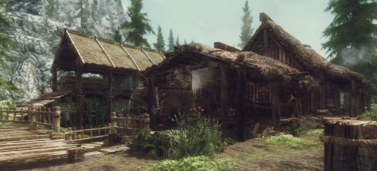 JK's Riverwood v 1.3a для TES V: Skyrim