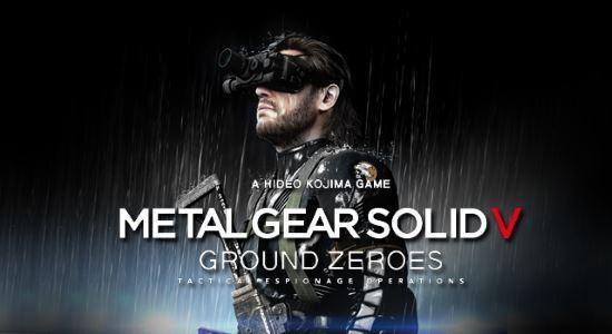 NoDVD для Metal Gear Solid V: Ground Zeroes v 1.0 №1