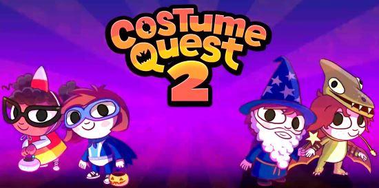 Сохранение для Costume Quest 2 (100%)