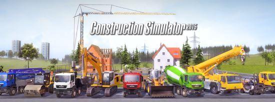 Трейнер для Construction Simulator 2015 v 1.0 (+12)