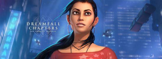 Русификатор для Dreamfall Chapters Book One: Reborn