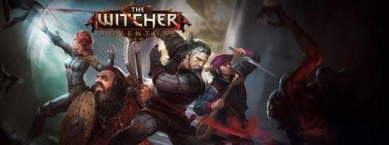 NoDVD для The Witcher Adventure Game v 1.0
