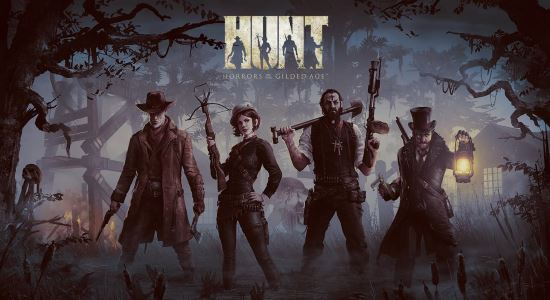 NoDVD для HUNT: Horrors of the Gilded Age v 1.0
