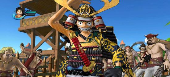 Кряк для One Piece: Pirate Warriors 3 v 1.0