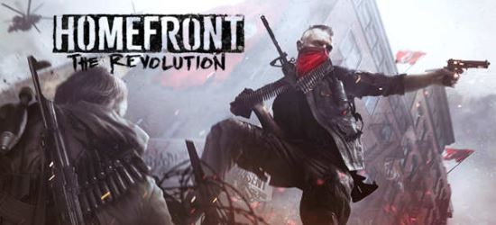 Трейнер для Homefront: The Revolution v 1.0 (+10)