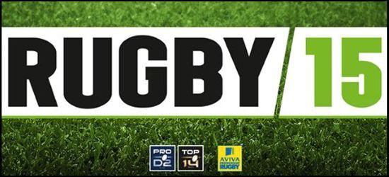 Сохранение для Rugby 15 (100%)