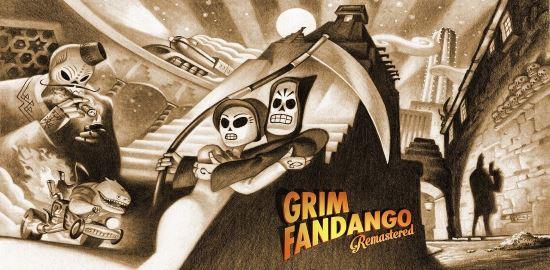 Сохранение для Grim Fandango Remastered (100%)