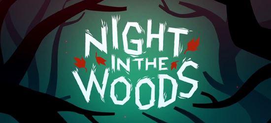Сохранение для Night In The Woods (100%)