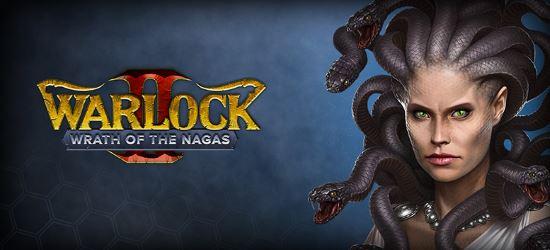 Кряк для Warlock 2: Wrath of the Nagas v 1.0