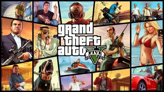 NoDVD для Grand Theft Auto V v 1.0