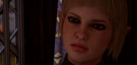 Sera Freckled and Tweaks для Dragon Age: Inquisition
