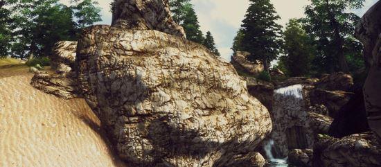 Rocks Retexture / Ретекстур камней и скал для TES IV: Oblivion