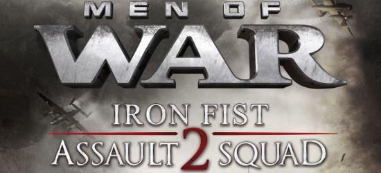 Патч для Men of War: Assault Squad 2 - Iron Fist v 3.112.0