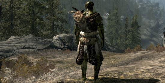 Каджиты и аргониане без хвостов v 5.2 для TES V: Skyrim