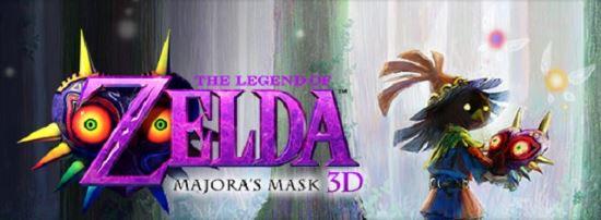 Русификатор для The Legend of Zelda: Majora's Mask 3D