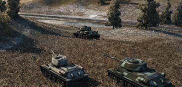 Мод бесплатного камуфляжа в бою и в ангаре для World of Tanks 0.9.16