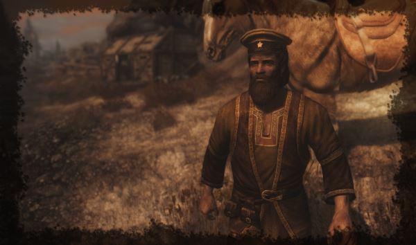 Фуражка командира красной армии v 5.1 для TES V: Skyrim