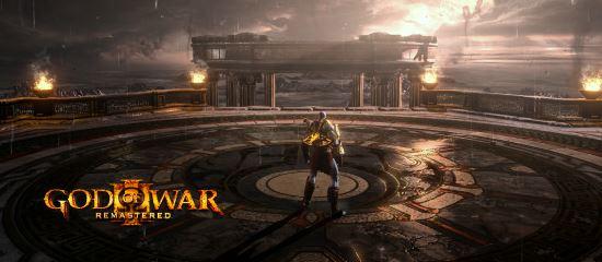 Сохранение для God of War III Remastered (100%)