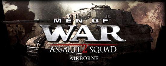 Патч для Men of War: Assault Squad 2 - Airborne v 3.126.0