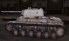 КВ шкурка №9 для игры World Of Tanks