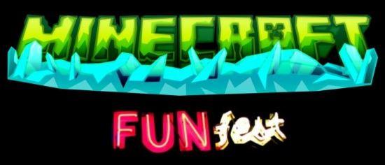 Minecraft Fun Fest Ресурс пак для Майнкрафт 1.8.7/1.8.6/1.8.3/1.8/1.7.10/1.7.2