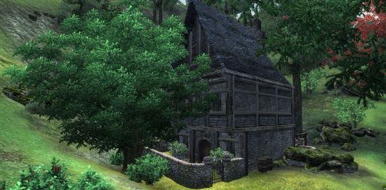 Дом на отшибе для TES IV: Oblivion