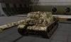 ИСУ-152 шкурка №4 для игры World Of Tanks