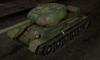 Т-43 шкурка №1 для игры World Of Tanks
