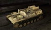 Sturmpanzer II шкурка №2 для игры World Of Tanks