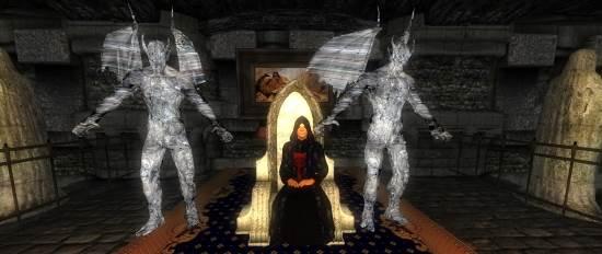 Чернокнижник v 2.1b для TES IV: Oblivion