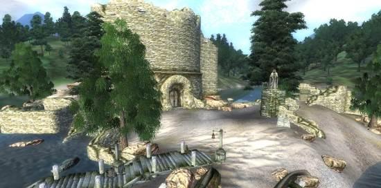 Форт Гриф v 2.0с для TES IV: Oblivion