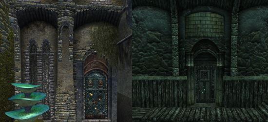Дом в городе на Дрожащих Островах v 1.0a для TES IV: Oblivion