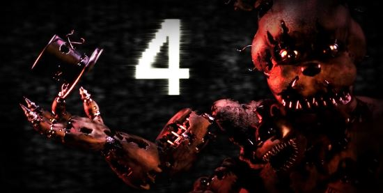 Русификатор для Five Nights at Freddy's 4: The Final Chapter