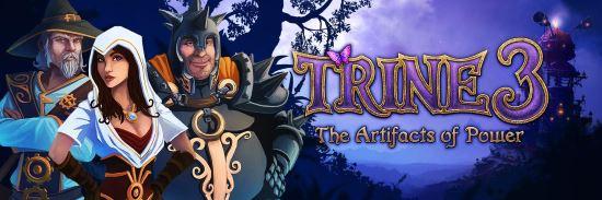 Русификатор для Trine 3: The Artifacts of Power