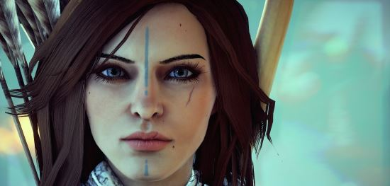 Female complexions -WIP- для Dragon Age: Inquisition