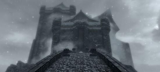 Замок Волкихар: Возрождение / Castle Volkihar Rebuilt для TES V: Skyrim
