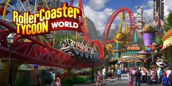 NoDVD для RollerCoaster Tycoon World v 1.0