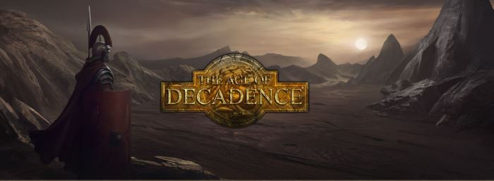 Кряк для The Age of Decadence v 1.0