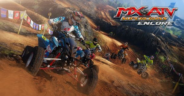 Кряк для MX vs. ATV Supercross Encore v 1.0