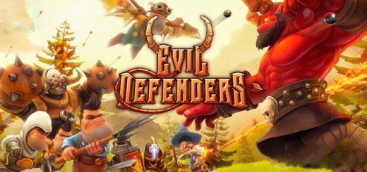 Кряк для Evil Defenders v 1.0