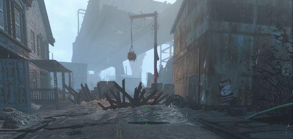Wasteland 512 / Уменьшенные текстуры для производительности v 2.5 для Fallout 4