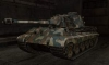 Pz VIB Tiger II шкурка №17 для игры World Of Tanks