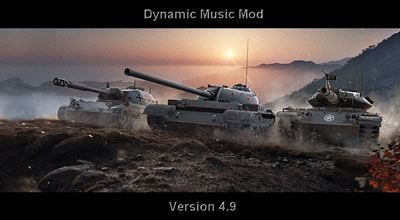 Мод замены музыки в World of Tanks 0.9.16