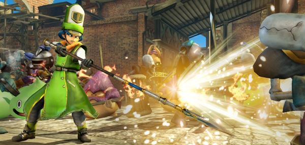 NoDVD для Dragon Quest Heroes: Slime Edition v 1.0
