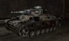 Pz III #12 для игры World Of Tanks
