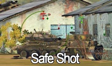 SafeShot - Отключение случайной стрельбы по трупам и союзникам для World of Tanks 0.9.16