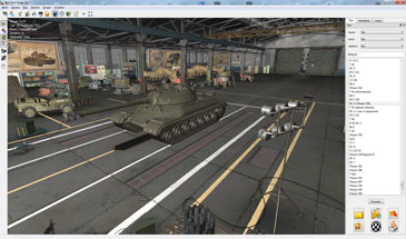 Новый WOT Tank Viewer (Blender Tank Viewer) для World of Tanks 0.9.16